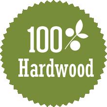 100% Hardwood Firelogs